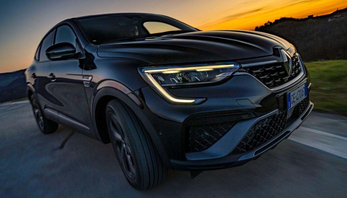 Le auto di Renault avranno una velocità limitata