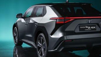 Anteprima: ecco il nuovo Suv di Toyota e Subaru