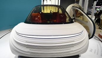 Airo, l'auto elettrica con la capacità di purificare l'aria