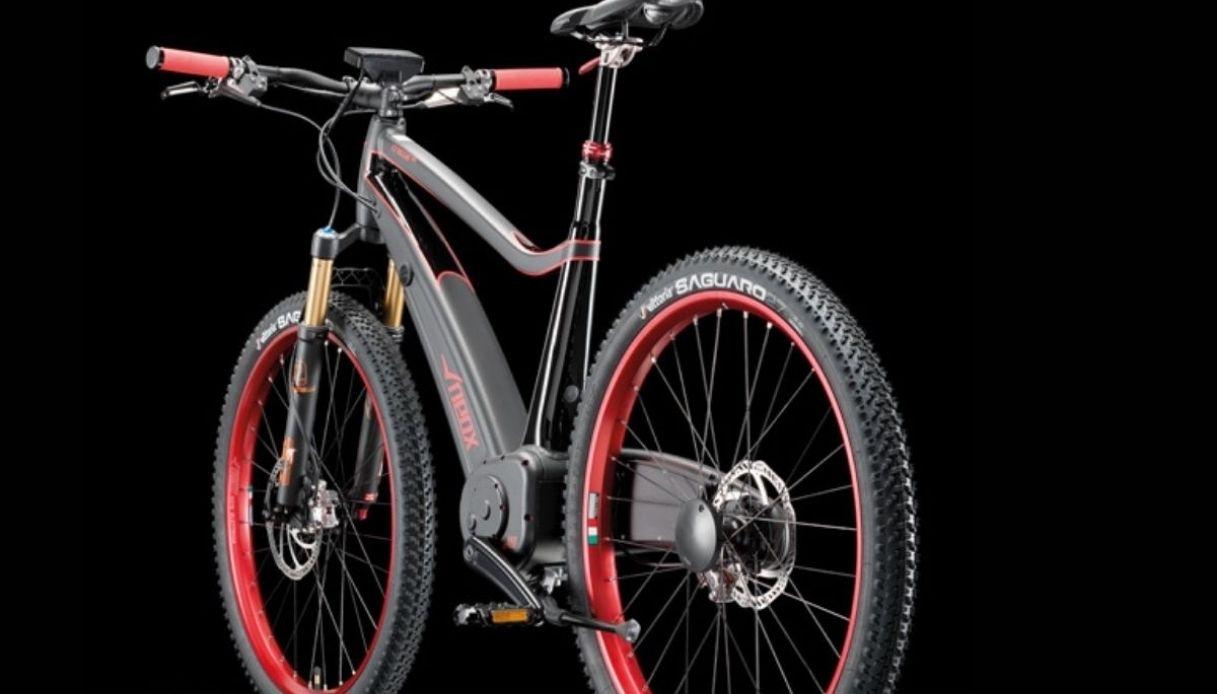 Neox Crosser Pro, la bici elettrica con cambio elettronico