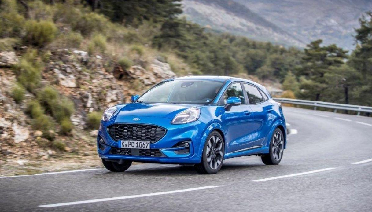 Ford Puma, inizio 2021 di successo