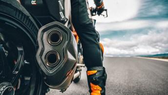 KTM svela la nuova hyper naked da 180 CV