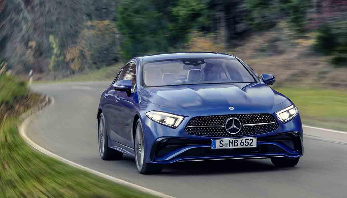 Nuova Mercedes CLS in arrivo a settembre 2021
