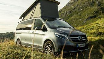 Mercedes Marco Polo, per i viaggi in piena libertà