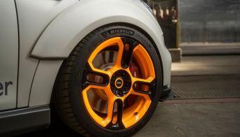 MINI, un bolide come Safety Car della Formula E
