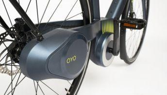 L'innovativa eBike senza catena, con trasmissione idraulica