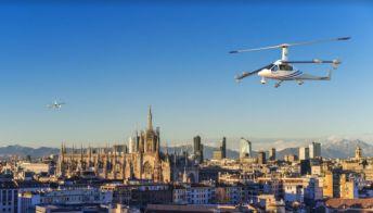Milano Centrale-Malpensa, in arrivo il taxi volante