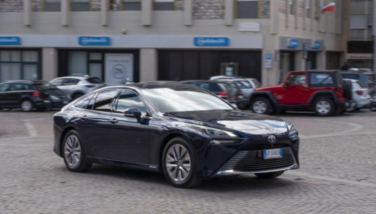 Toyota Mirai, la nuova generazione