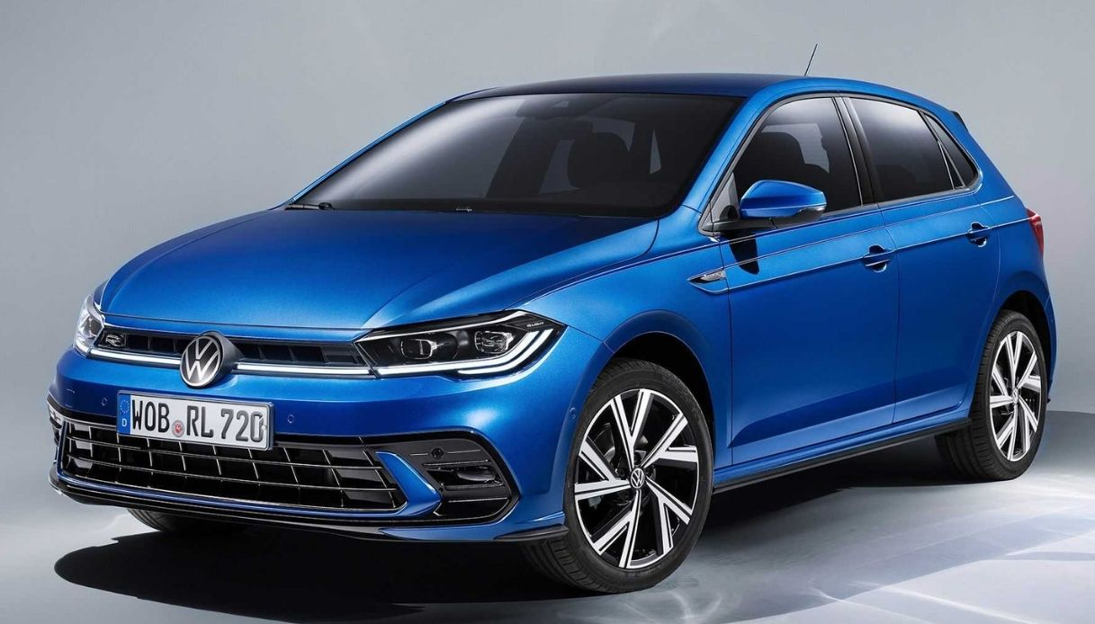 Restyling 2021 per Volkswagen Polo