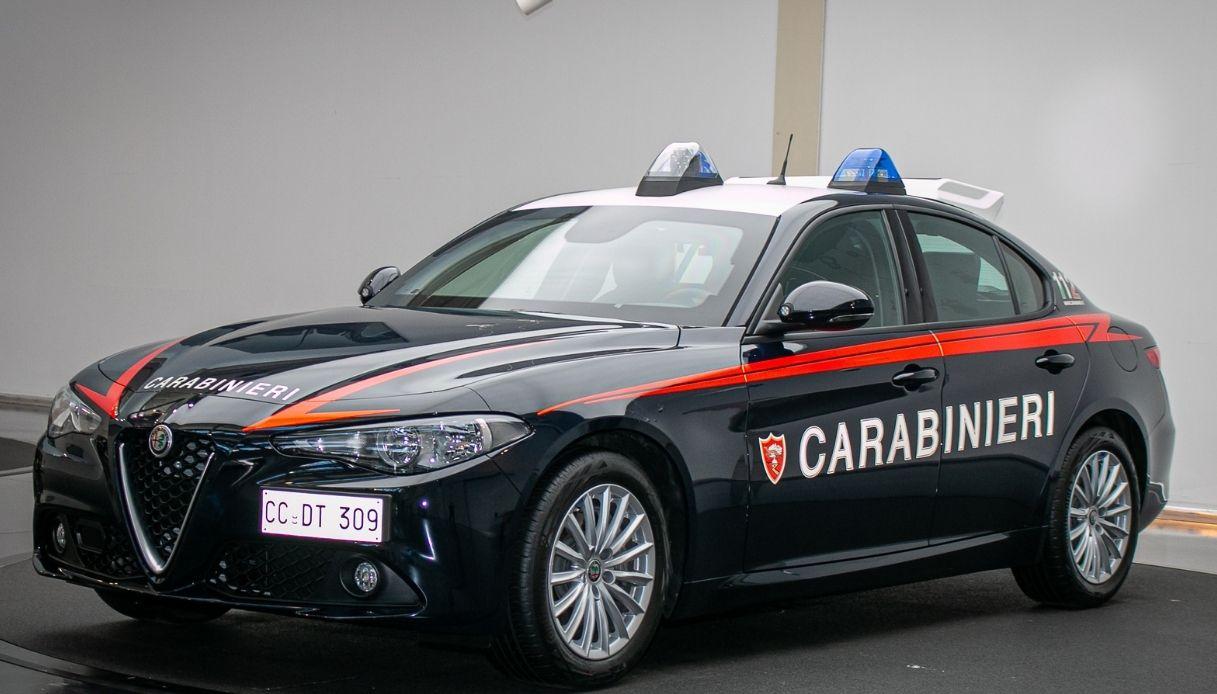 La nuova Alfa Romeo Giulia Radiomobile per i Carabinieri