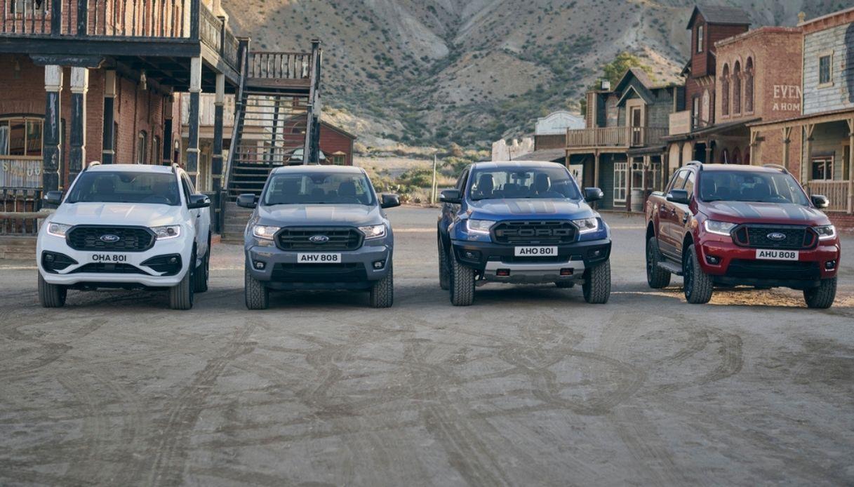 Ford Raptor Ranger edizione limitata