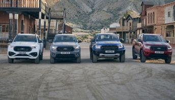 Il pick-up Ford diventa ancora più cattivo