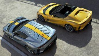 La nuova Ferrari col V12 aspirato più potente nella storia