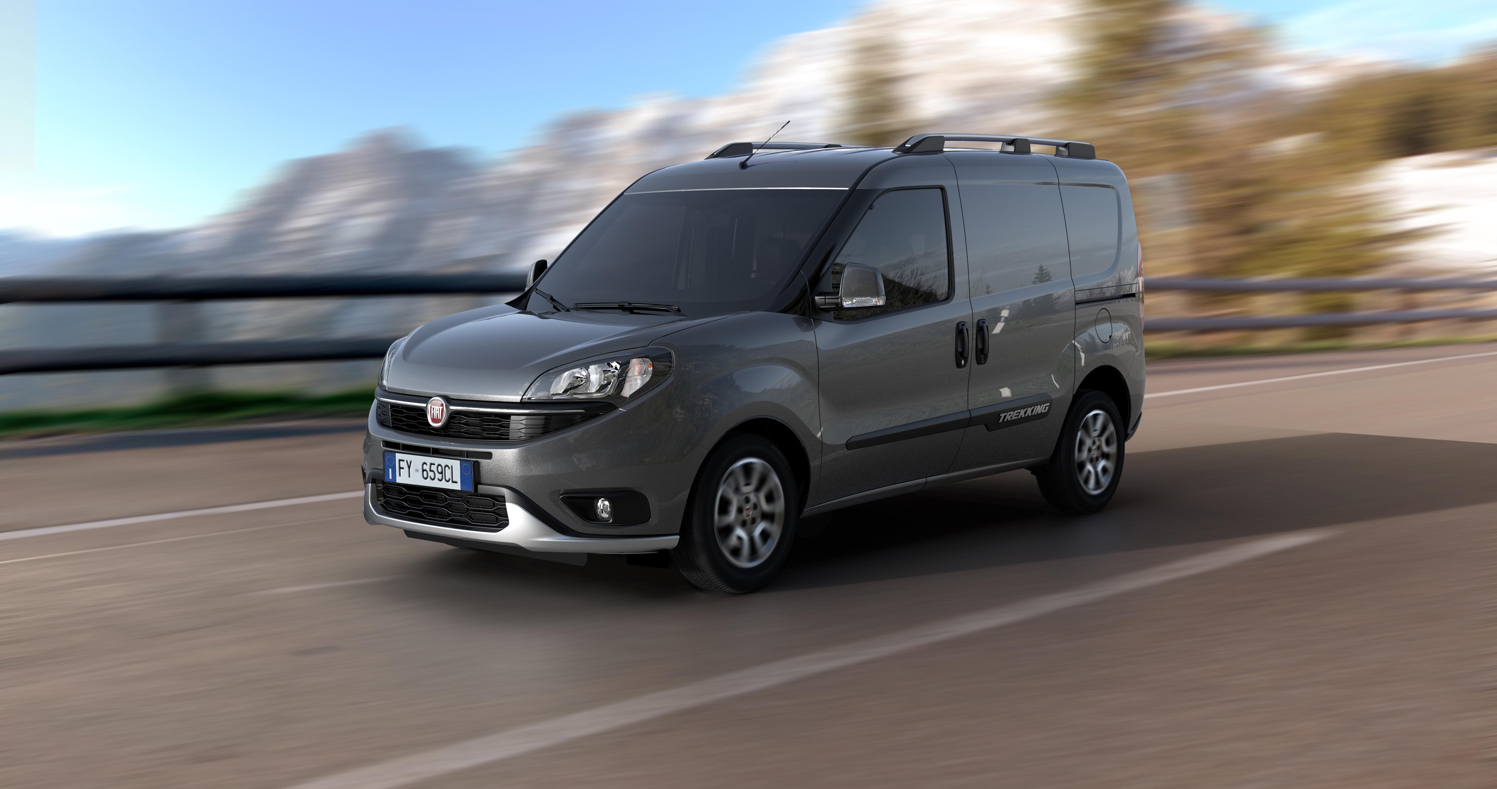 Fiat Doblò, la nuova edizione 2022