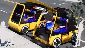 Hoga, l'auto che si monta come un mobile Ikea