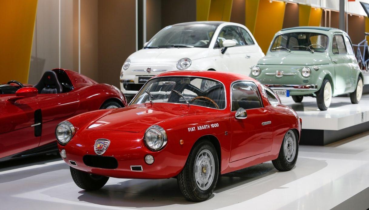 Fiat 500, l'icona al nuovo museo ADI a Milano