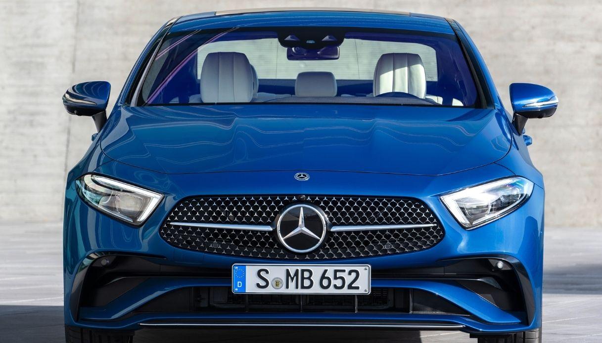 I prezzi della nuova Mercedes CLS