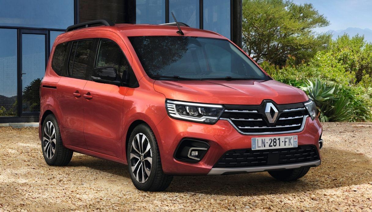 Renault Kangoo, la nuova generazione