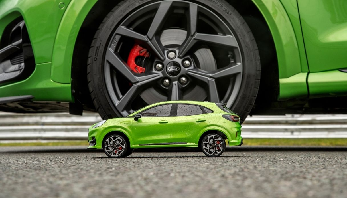 Ford Puma ST: sfida epica