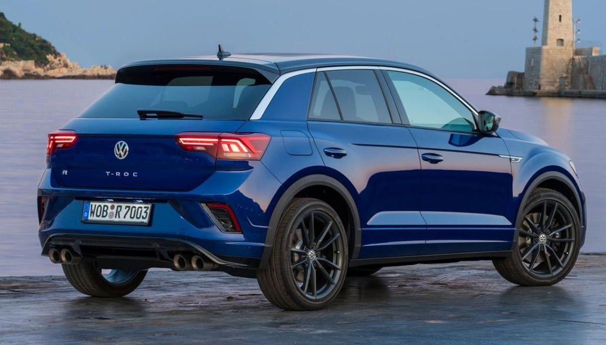 T-Roc R, la versione sportiva del SUV Volkswagen