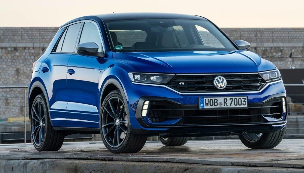 Volkswagen T-Roc R, estetica e prestazioni da sportiva