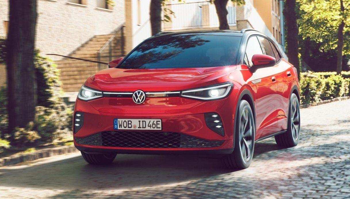 Volkswagen ID.4 GXT arriva in Italia