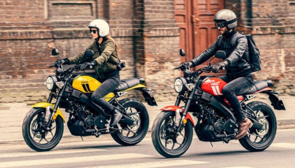 Nuova Yamaha XSR125, animo retrò tecnologia moderna