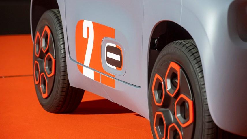 Citroen AMI Cargo, la micro-mobilità per i professionisti