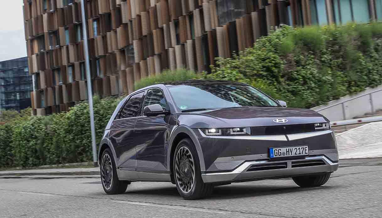 La nuova Hyundai Ioniq 5 2021 disponibile su Hyundai Click to Buy