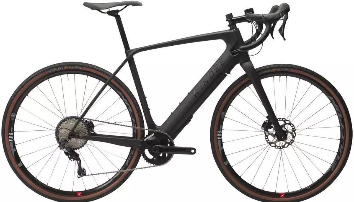 Decathlon, la nuova bike grave elettrica