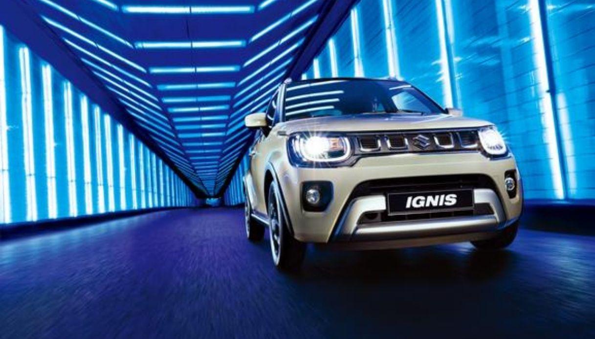 Suzuki Ignis, il nuovo SUV