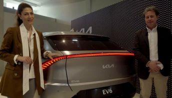 Anteprima: vi presentiamo Kia EV6, il nuovo crossover con oltre 500 km di autonomia