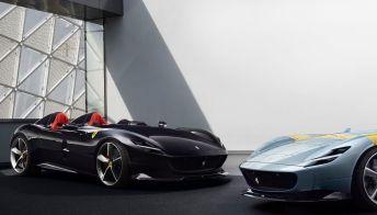 Ronaldo va a Maranello e si compra la Ferrari Monza
