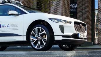 Jaguar e Google insieme per misurare la qualità dell'aria