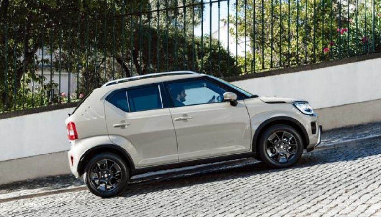 Nuova Suzuki Ignis hybrid presentata nel 2020