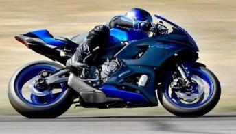La nuova generazione della super sportiva Yamaha