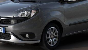 Fiat Doblò, edizione aggiornata per il monovolume di successo
