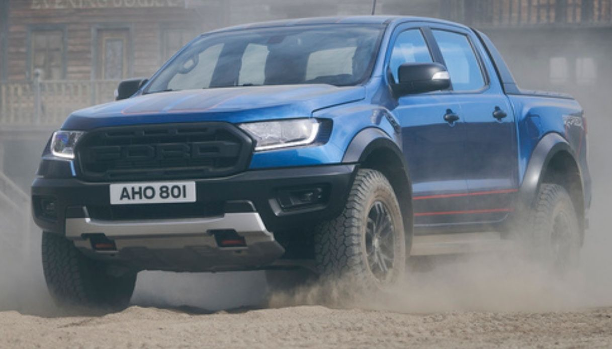 Ford Ranger Raptor, nuova special edition estrema