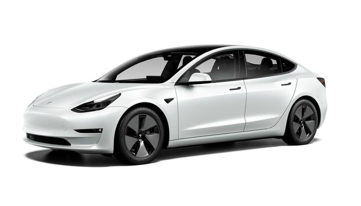 L'auto elettrica più venduta nel 2021