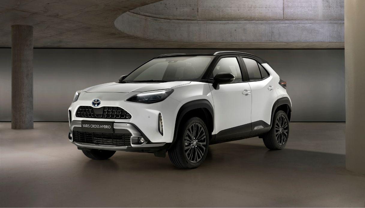 Toyota Yaris Cross, l'inedita versione SUV