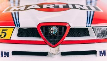 All'asta una formidabile Alfa Romeo 155 DTM