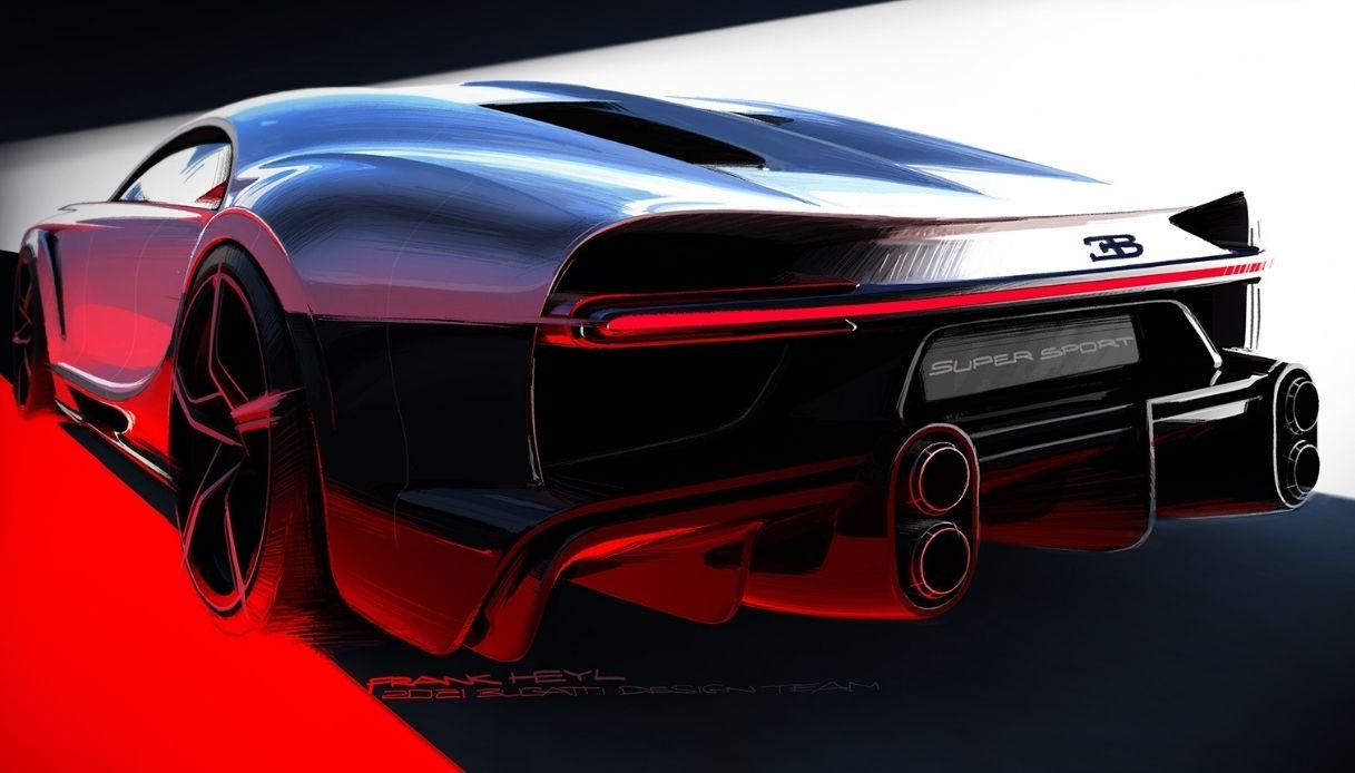 Bugatti Chiron Super Sport, nuovo bolide estremo