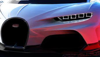 In arrivo un nuovo bolide Bugatti da sogno