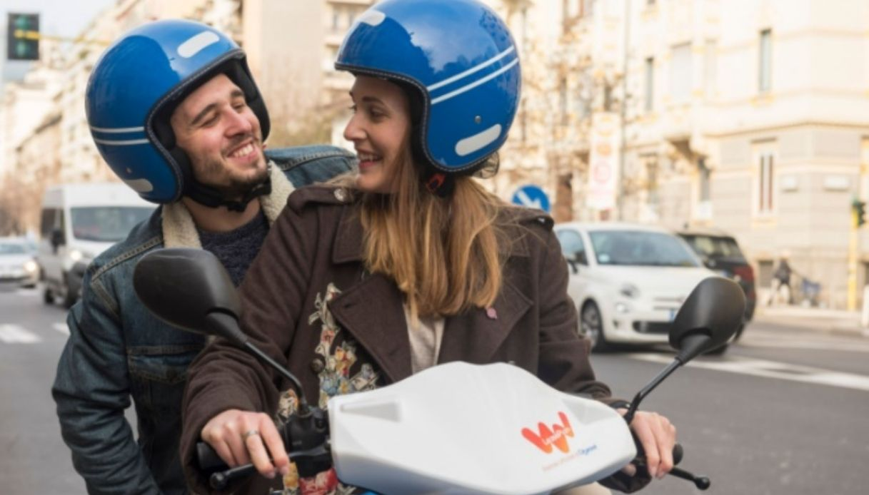 La novità sugli scooter Cityscoot a Milano