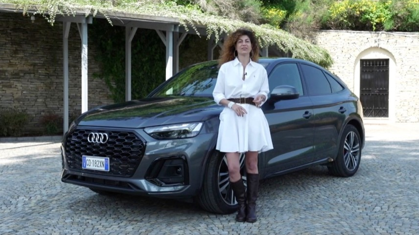 Audi Q5 Sportback, il suv sportivo della casa dei quattro anelli: prova su strada