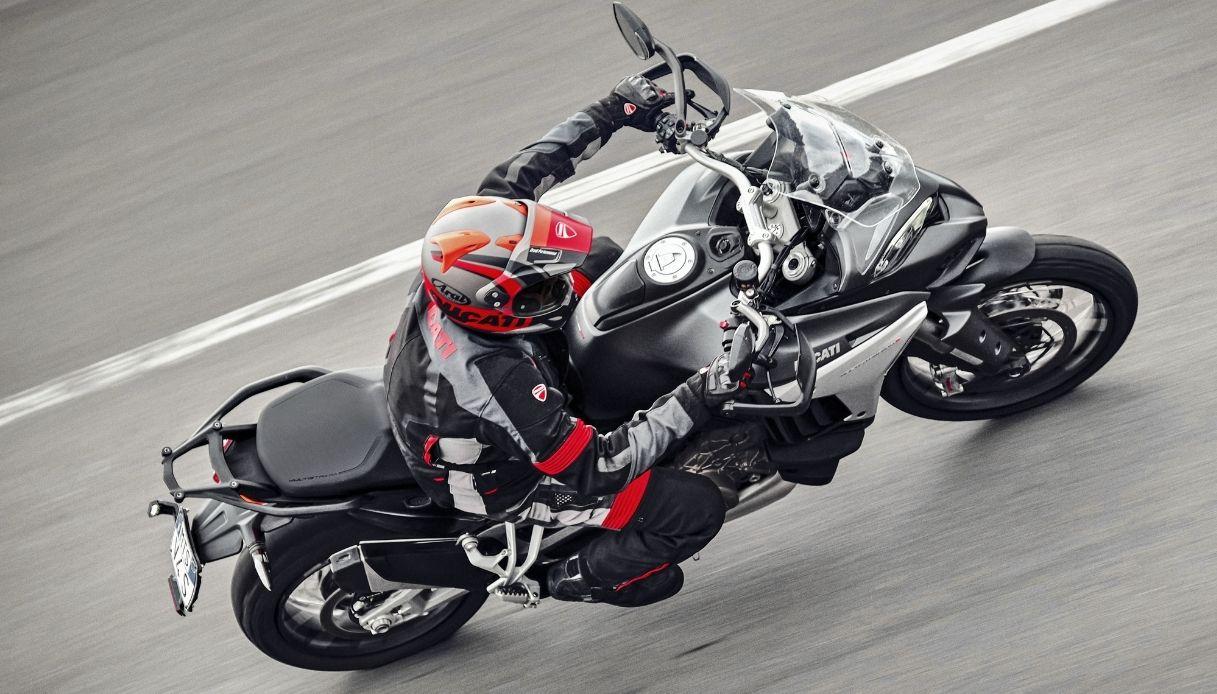 Ducati Multistrada V4, cifre da record