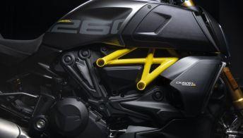 "Ducati svela il nuovo Diavel ""Black and Steel"""