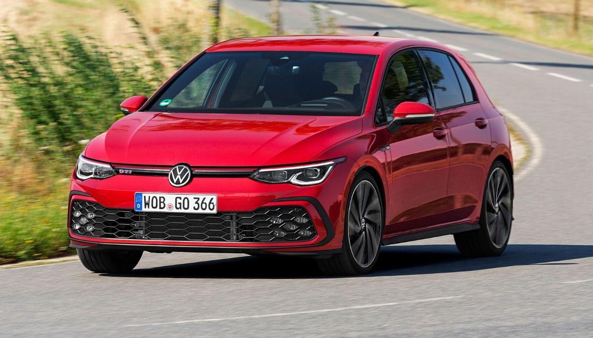 L'auto più venduta in Europa a maggio 2021 è Golf