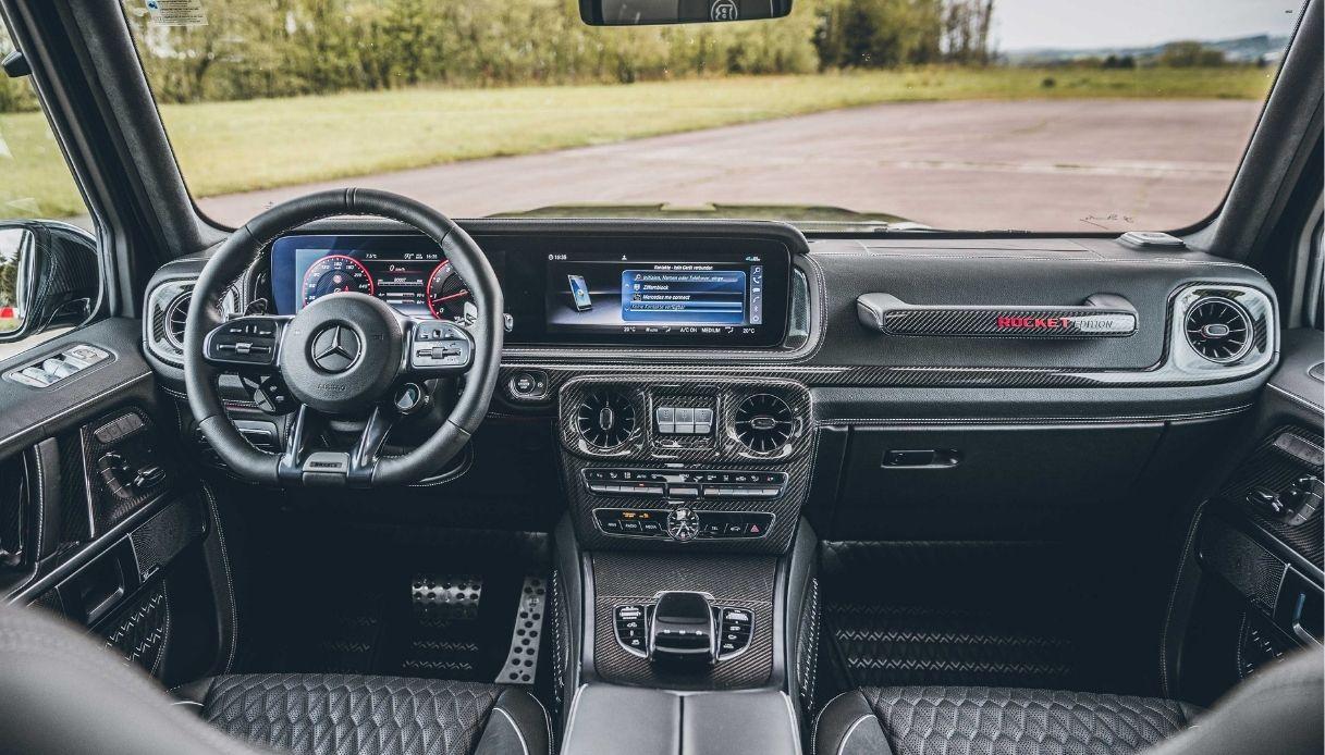 Brabus presenta il nuovo super SUV