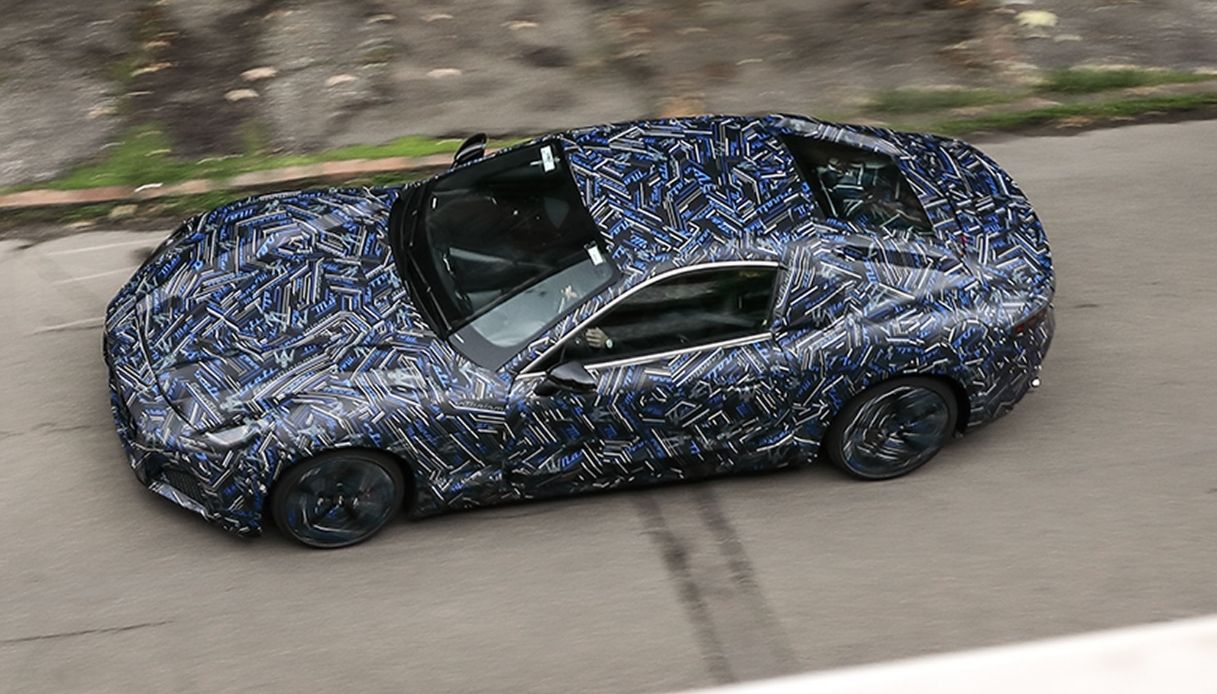 Immagini Maserati Gran Turismo